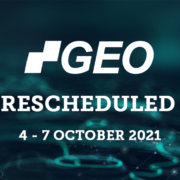 GEO rescheduled to October 2021